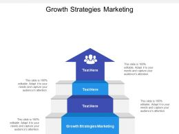 Growth Strategies Marketing Ppt Powerpoint Presentation Inspiration Cpb