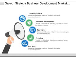 Growth Strategy Business Development Market Research Competitive Analysis