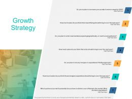 Growth Strategy Geographically Ppt Powerpoint Presentation Styles Ideas