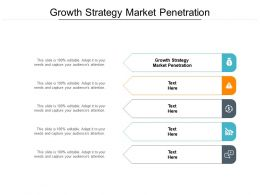 Growth Strategy Market Penetration Ppt Powerpoint Presentation Styles Pictures Cpb