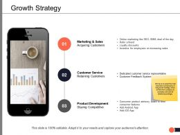 Growth Strategy Marketing Sales Ppt Powerpoint Presentation Summary Outfit