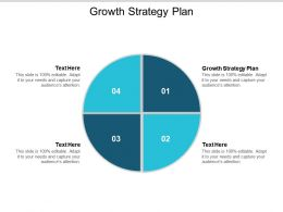 Growth Strategy Plan Ppt Powerpoint Presentation Styles Graphics Pictures Cpb