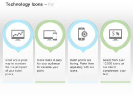 Growth System Mobile Financial Update Ppt Icons Graphics