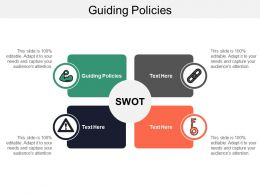 Guiding Policies Ppt Powerpoint Presentation Gallery Graphic Images Cpb