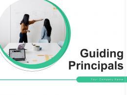 Guiding Principals Organizational Communication Business Leadership Organization Strategic
