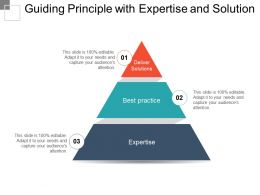 Guiding Principle With Expertise And Solution