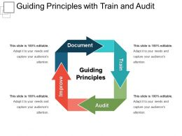 Guiding Principles With Train And Audit