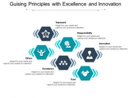 Guiding Principles With Excellence And Innovation