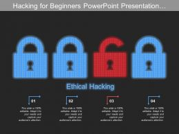 Hacking For Beginners Powerpoint Presentation Templates