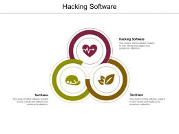 Hacking Software Ppt Powerpoint Presentation Infographic Template Master Slide Cpb
