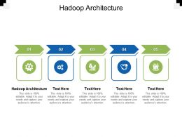 Hadoop Architecture Ppt Powerpoint Presentation Slides Graphics Cpb