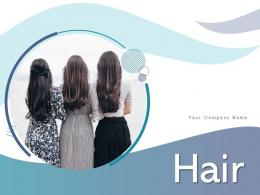 Hair Scissors Trimming Electric Representing Individual Treatment