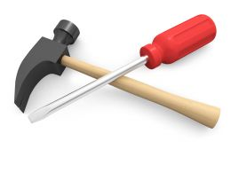 hammer_and_screwdriver_on_white_background_stock_photo_Slide01