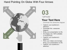 hand_pointing_on_globe_with_four_arrows_flat_powerpoint_design_Slide04