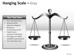 hanging_scale_gray_powerpoint_presentation_slides_Slide01