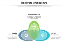 Hardware Architecture Ppt Powerpoint Presentation Styles Example Introduction Cpb