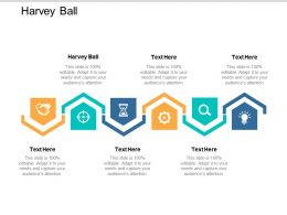 Harvey Ball Ppt Powerpoint Presentation File Samples Cpb
