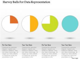 harvey_balls_for_data_representation_flat_powerpoint_design_Slide01
