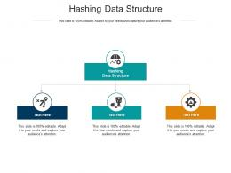 Hashing Data Structure Ppt Powerpoint Presentation Infographic Template Background Image Cpb