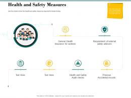 Health And Safety Measures Bid Evaluation Management Ppt Powerpoint Objects