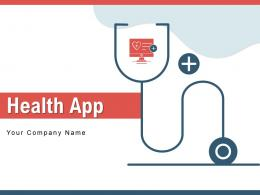 Health App Professional Service Devices Medical Heartbeat Diagnostic