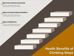 Health Benefits Of Climbing Steps