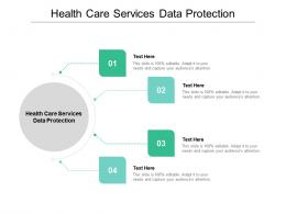 Health Care Services Data Protection Ppt Powerpoint Portfolio Shapes Cpb