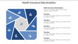 Health Insurance Data Analytics Ppt Powerpoint Presentation Templates Cpb
