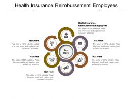 Health Insurance Reimbursement Employees Ppt Powerpoint Presentation Outline Designs Download Cpb