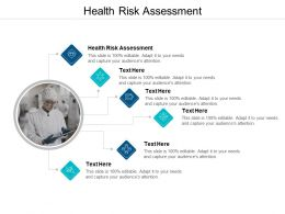 Health Risk Assessment Ppt Powerpoint Presentation Inspiration Good Cpb