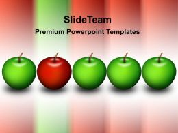 Health Templates For Powerpoint Stand Out Concept Leadership Ppt Slides