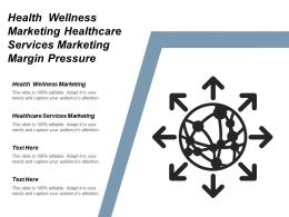Health Wellness Marketing Healthcare Services Marketing Margin Pressure Cpb