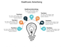 Healthcare Advertising Ppt Powerpoint Presentation File Show Cpb