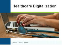 Healthcare Digitalization Experience Strategy Planning Opportunities Technology Enterprise