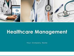 Healthcare Management Powerpoint Presentation Slides