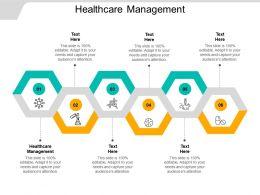 Healthcare Management Ppt Powerpoint Presentation Ideas Topics Cpb