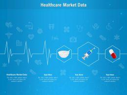 Healthcare Market Data Ppt Powerpoint Presentation Portfolio Design Templates