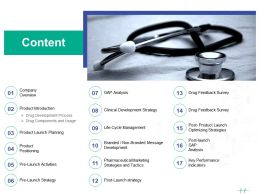 Healthcare Marketing Content Ppt Powerpoint Presentation Visual Aids Gallery