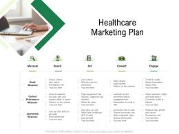Healthcare Marketing Plan Hospital Administration Ppt Gallery Graphic Images