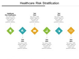 Healthcare Risk Stratification Ppt Powerpoint Presentation Pictures Rules Cpb