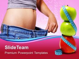 Healthy Food Diet PowerPoint Templates PPT Themes And Graphics 0213