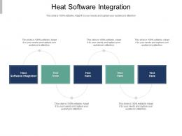 Heat Software Integration Ppt Powerpoint Presentation Portfolio Show Cpb