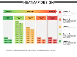 Heatmap Design