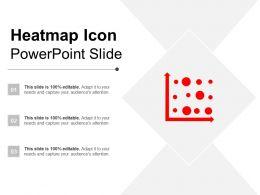 Heatmap Icon Heatmap Icon