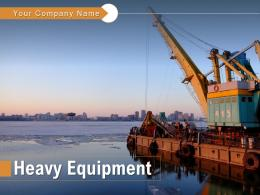 Heavy Equipment Construction Machinery Material Vehicle Agriculture