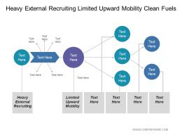 Heavy External Recruiting Limited Upward Mobility Clean Fuels