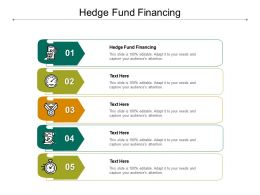 Hedge Fund Financing Ppt Powerpoint Presentation Model Graphic Tips Cpb
