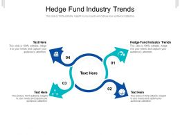 Hedge Fund Industry Trends Ppt Powerpoint Presentation Inspiration Guidelines Cpb