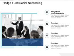 Hedge Fund Social Networking Ppt Powerpoint Presentation Infographics Inspiration Cpb