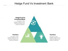 Hedge Fund Vs Investment Bank Ppt Powerpoint Presentation File Gridlines Cpb
